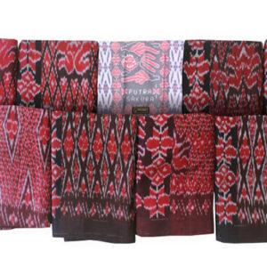 Sarung Tenun Goyor Putra Sakura - Banner